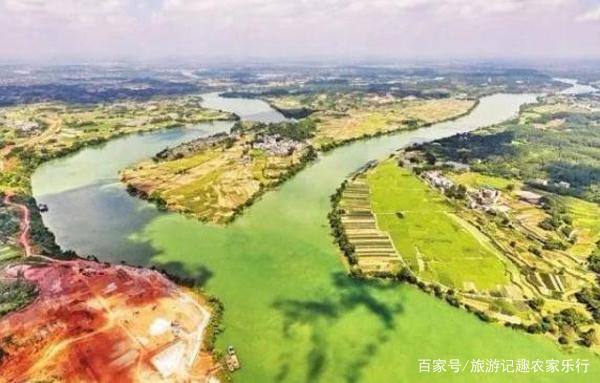 南宁周边乡村游介绍丨三江口宋村